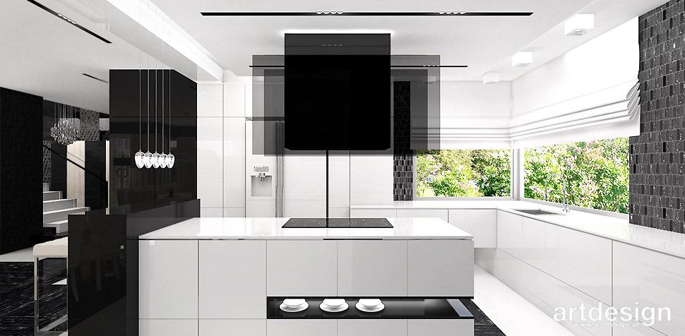 projektowanie kuchni inspiracje