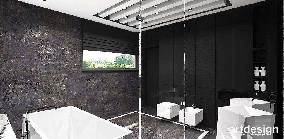 architekt wnętrz projekty łazienek