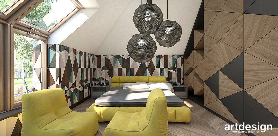 luksusowe wnętrza domów aranżacja