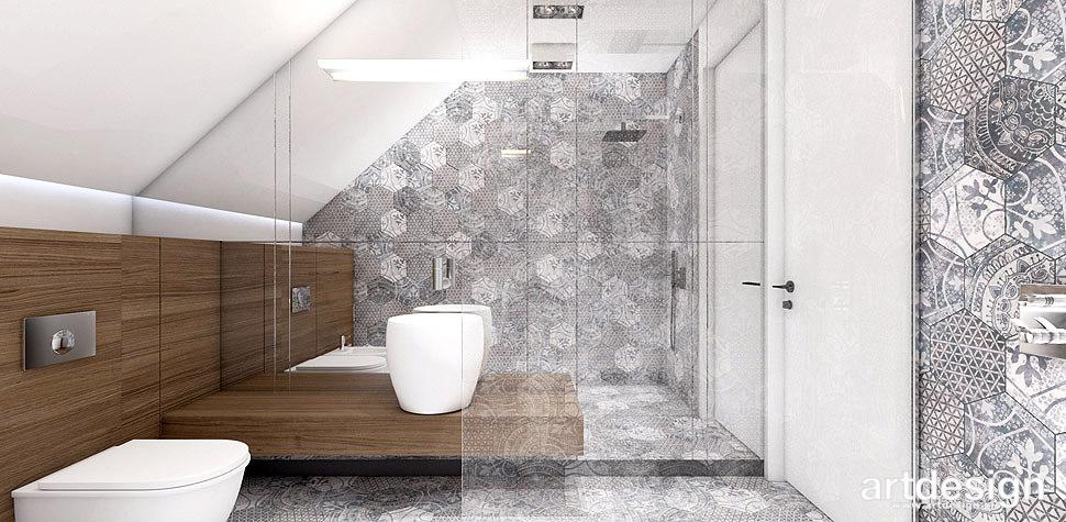 łazienka luksusowe wnętrza