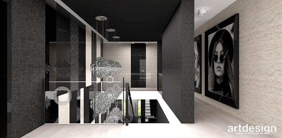nowoczesny dom aranżacje wnętrz