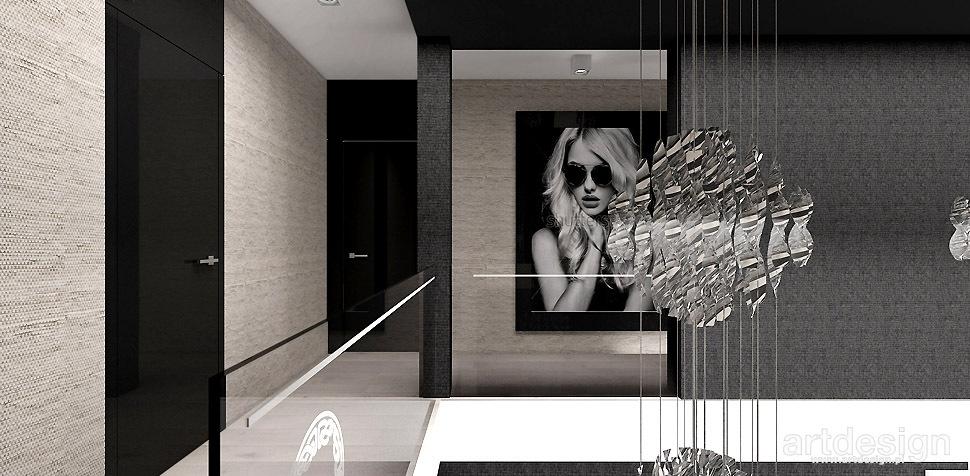 luksusowy dom wnętrza