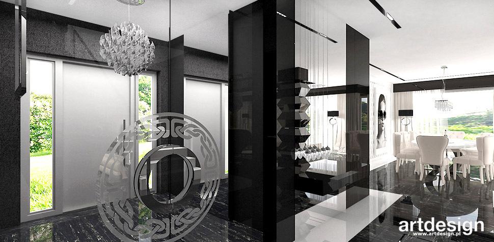 luksusowy design dom