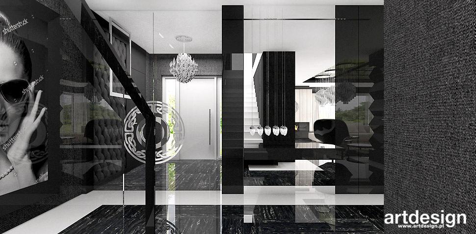 projekt holu wnętrze domu