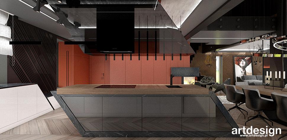nowoczesny design kuchnia