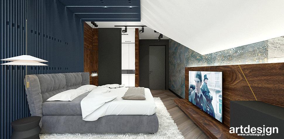 projekty wnętrz domów mieszkań