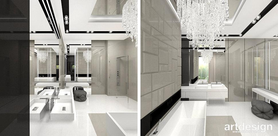 bezowe wnętrza łazienka