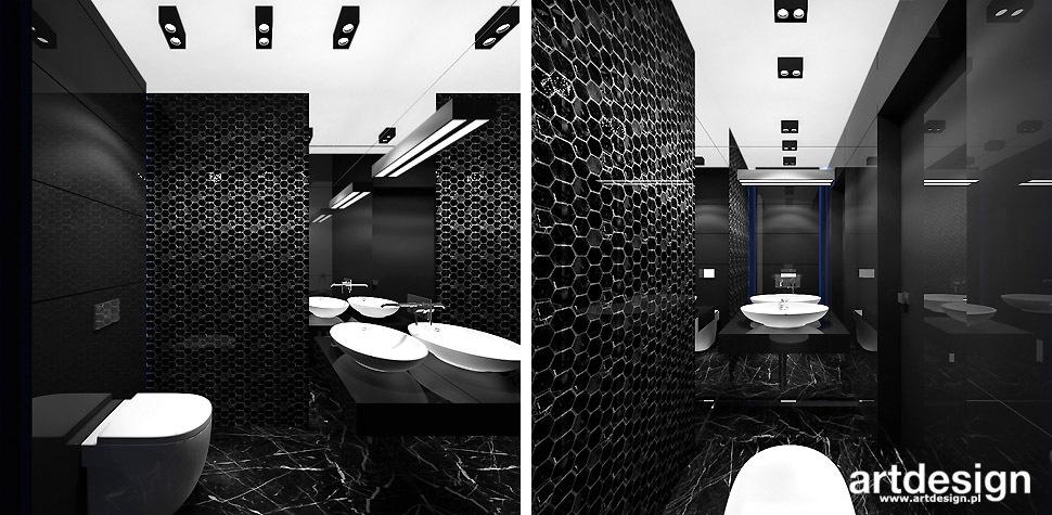 łazienka nowoczesny design
