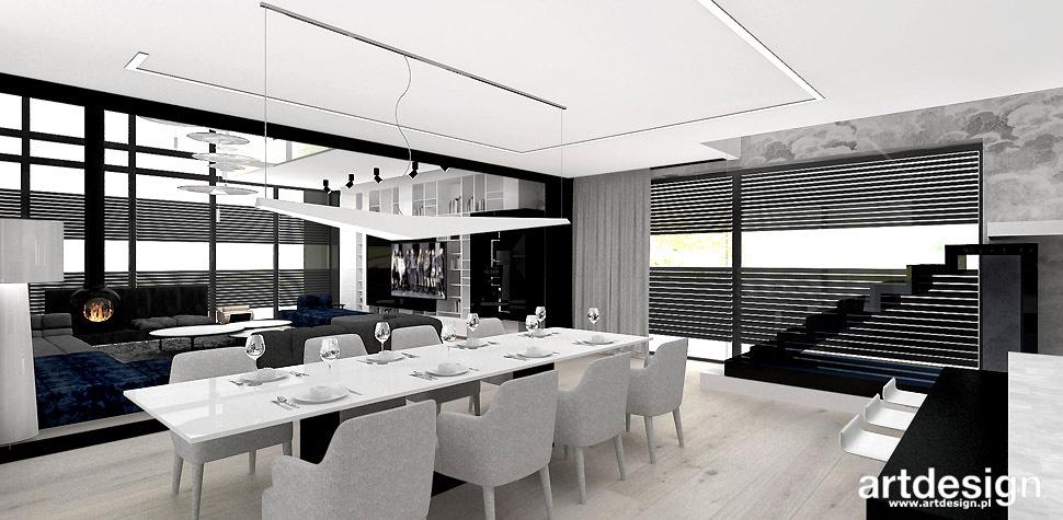 architektura wnętrz jadalnia