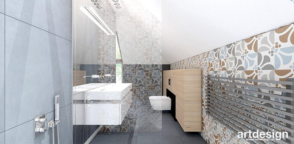 architektura wnętrz aranżacja łazienki