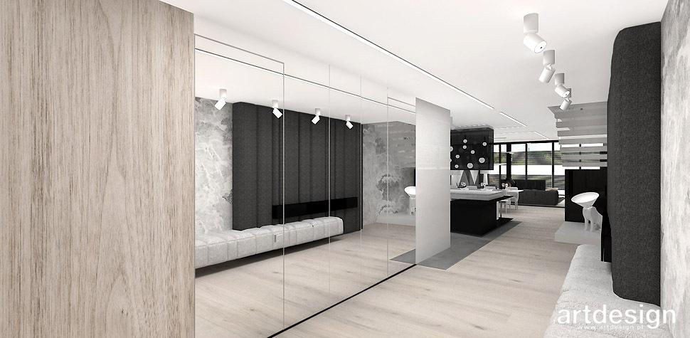 elegancki dom projekt
