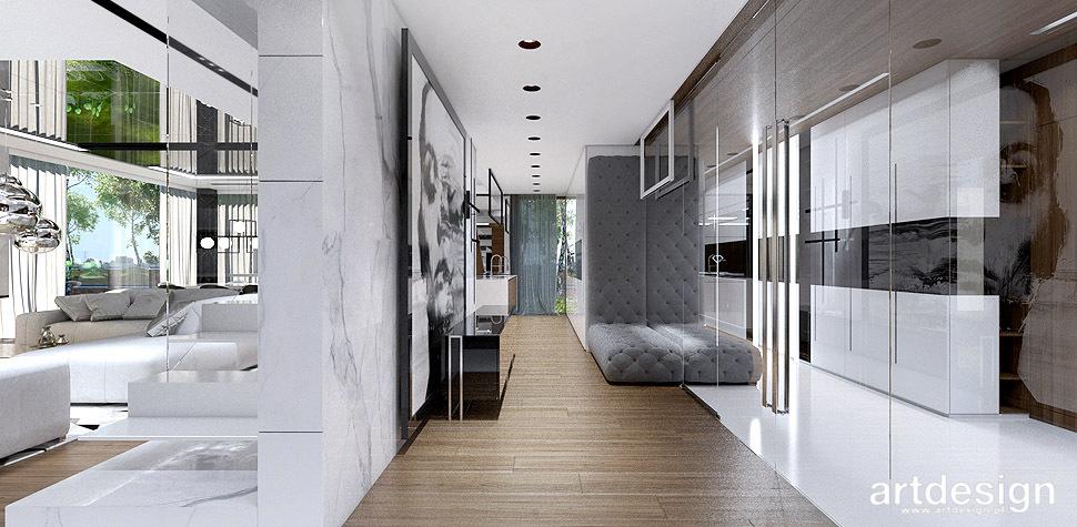 dom wnętrza design