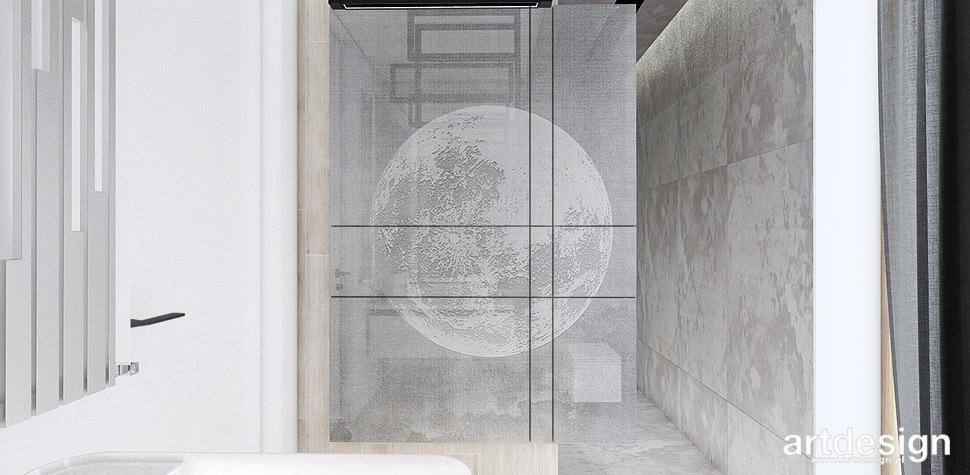 jasna łazienka design