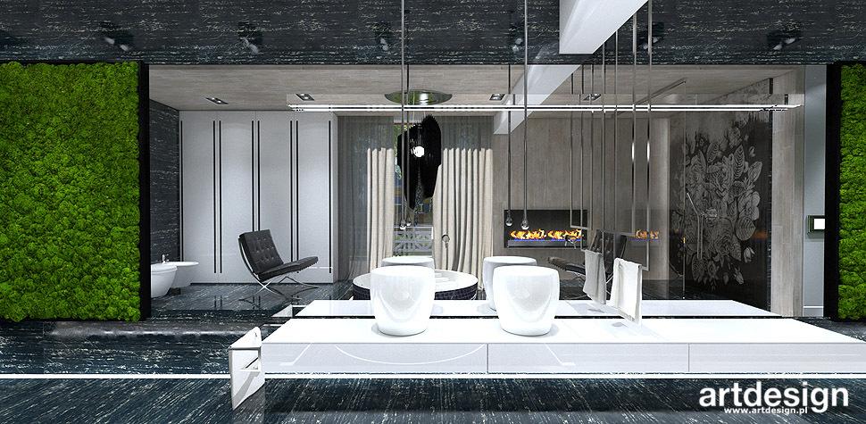 luksusowa łazienka wnętrze