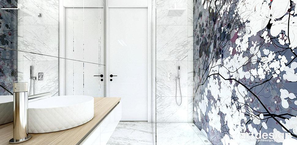 łazienka aranżacje inspiracje