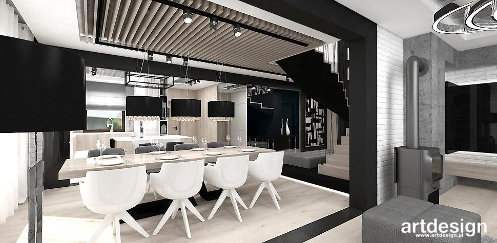 architektura wnętrz domów