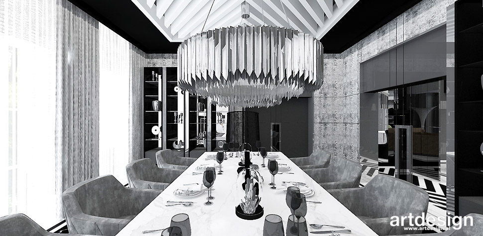 luksusowa rezydencja artdesign