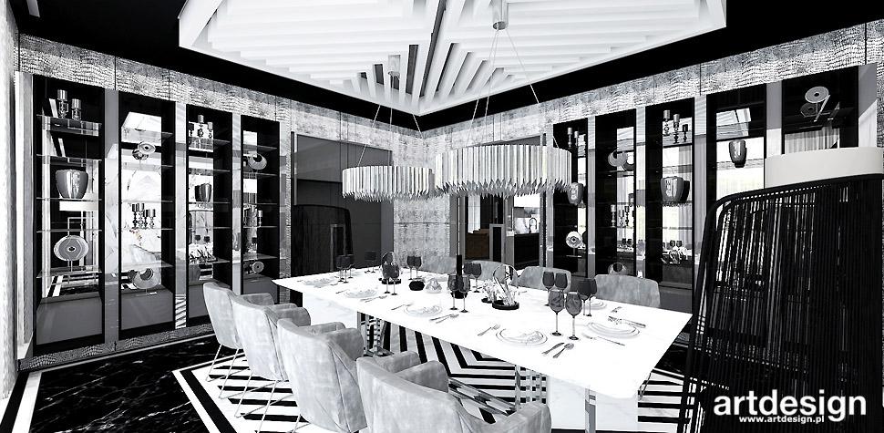 wnętrza reprezentacyjne luksusowe
