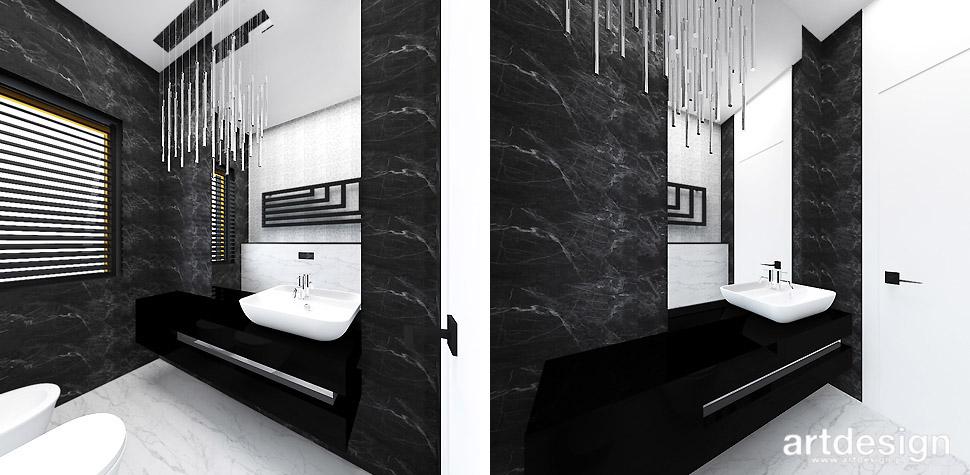 nowoczesna łazienka projektant