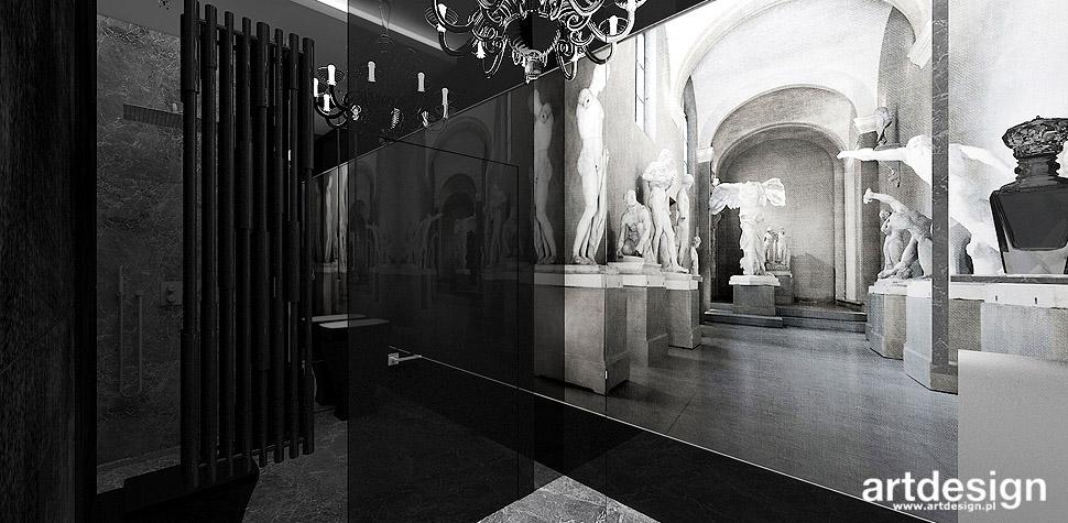 oryginalne projekty łazienek