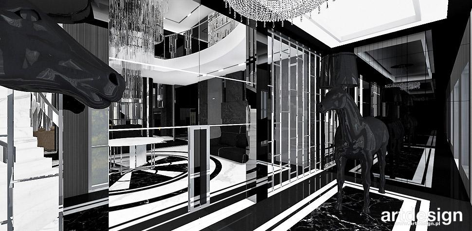 architektura wnętrz rezydencja
