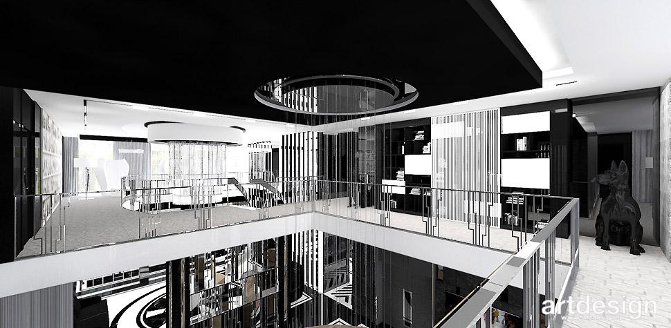 architektura wnętrz antresola