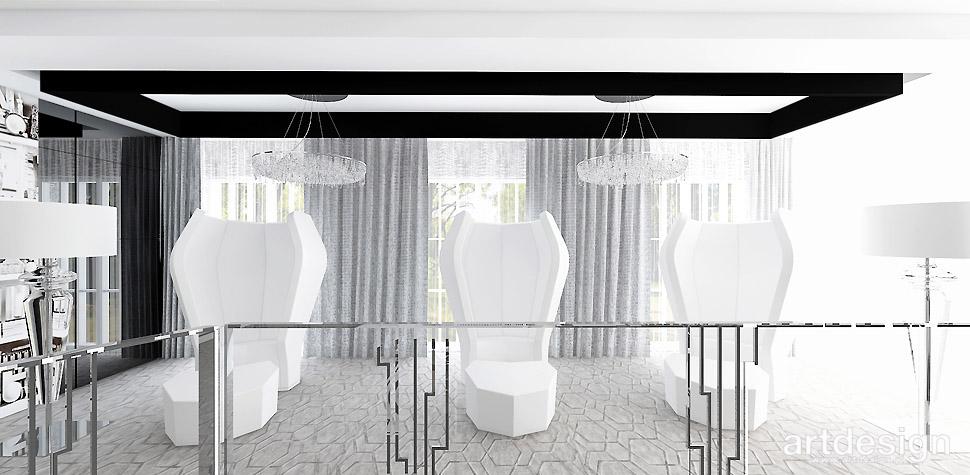 luksusowy design we wnętrzach