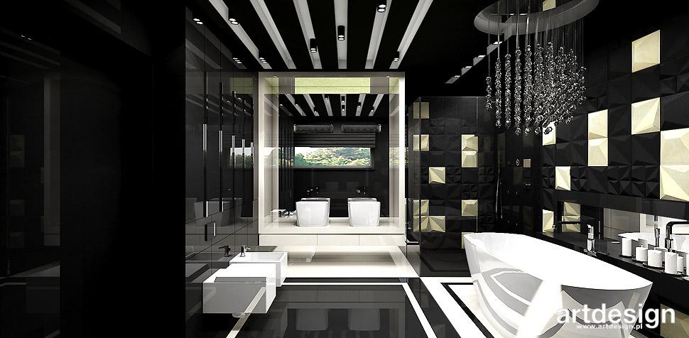 łazienka nowoczesna aranżacje wnętrz