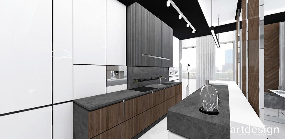 projekty kuchni artdesign