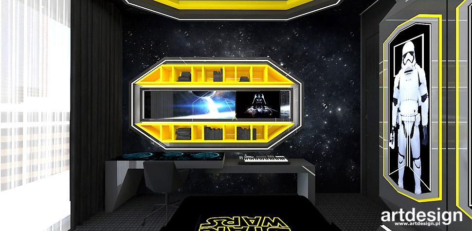 aranżacje inspiracje star wars