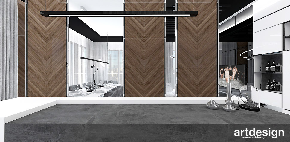 luksusowy design apartament