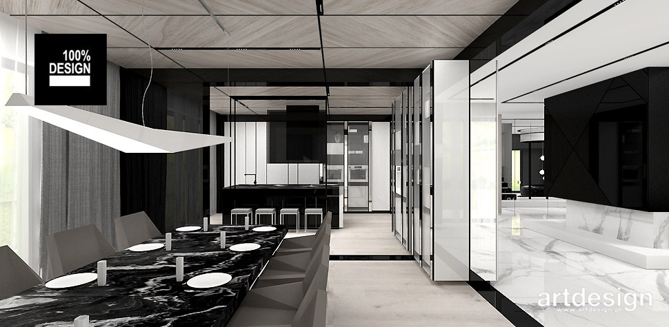 architektura wnętrz trendy