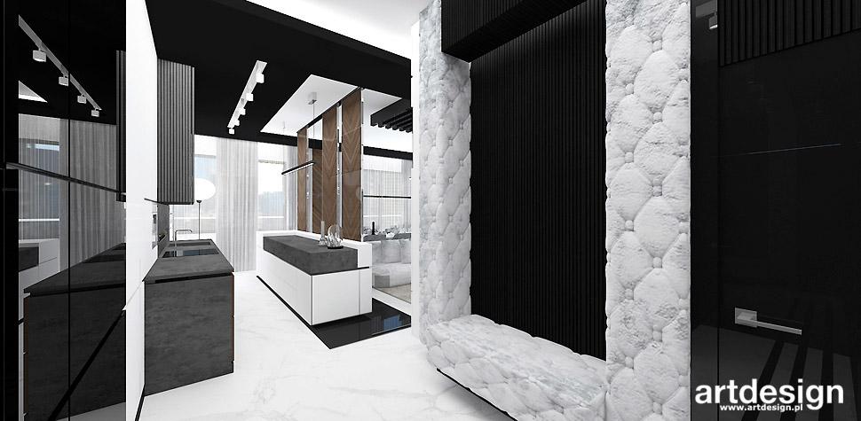 projekty luksusowych wnętrz