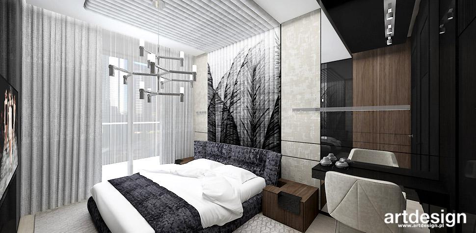 luksusowa sypialnia inspiracje