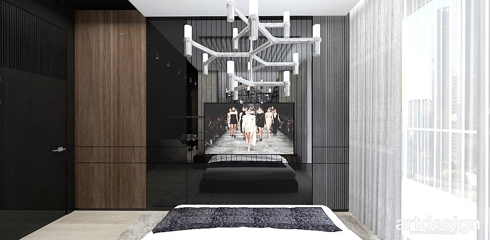 projektant wnętrz apartamentu