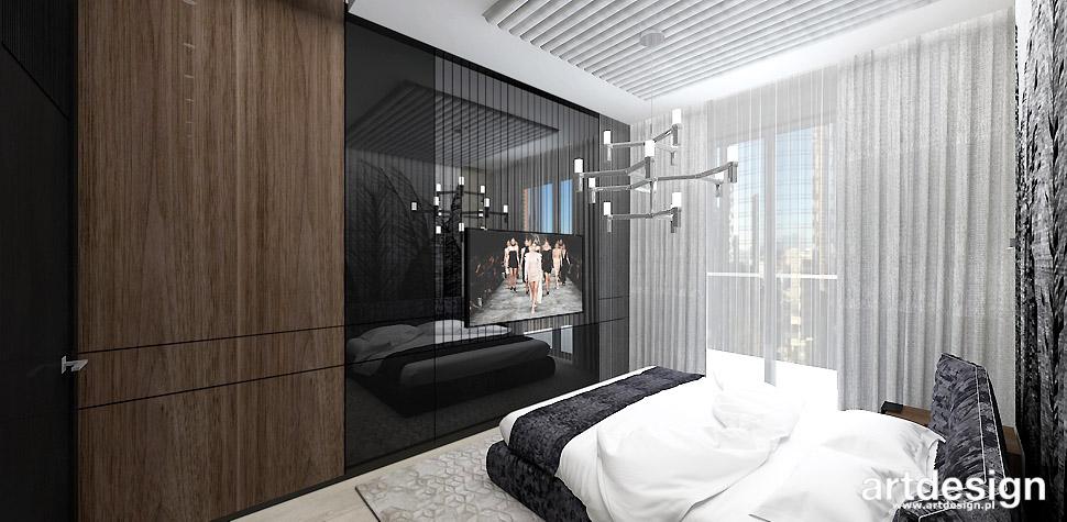 nowoczesne wnętrza apartamentu