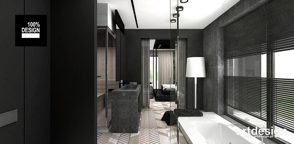 projekt wnętrz łazienki