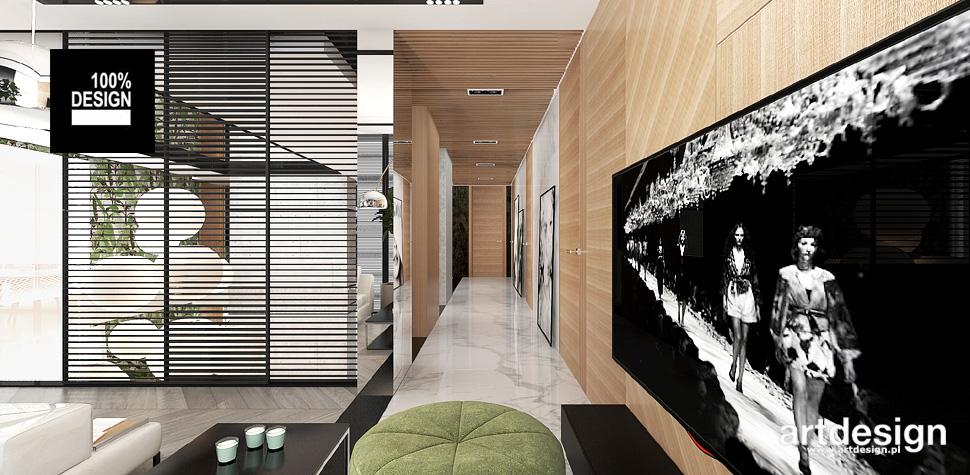 projektowanie domu wnętrza