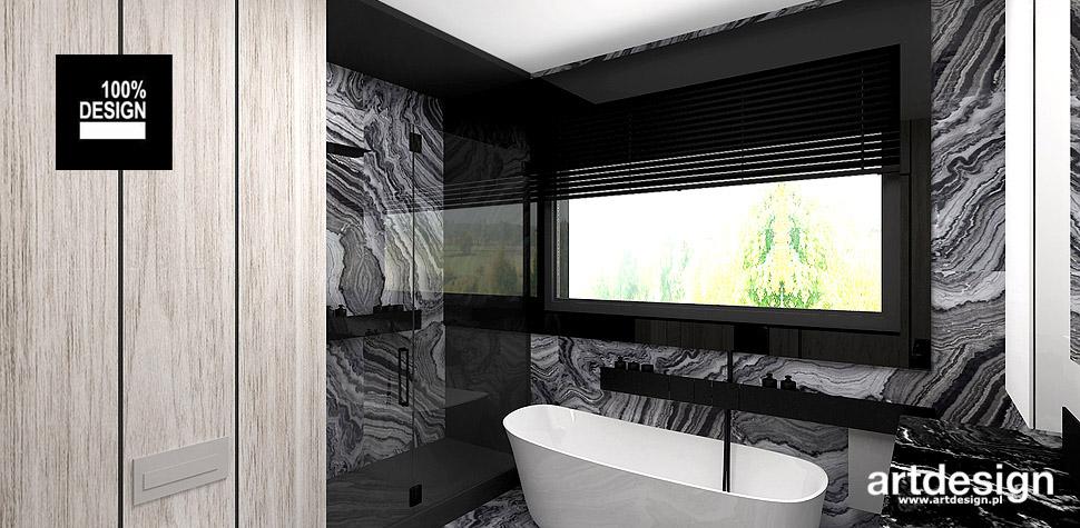 łazienka aranżacja projekty