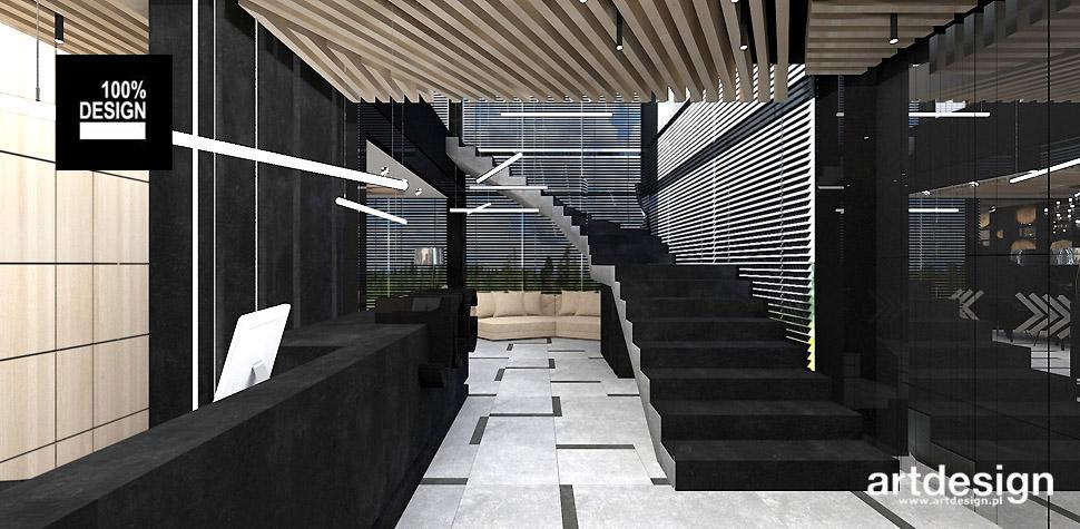 architektura wnetrz aranzacje biur