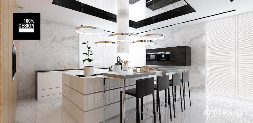 projektowanie nowoczesnej kuchni