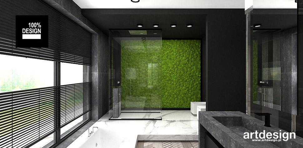 salon kąpielowy projekt wnętrza