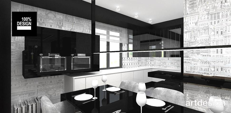 nowoczesna kuchnia wnętrze