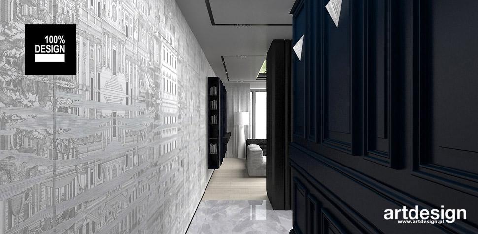 projektant wnętrza apartamentu