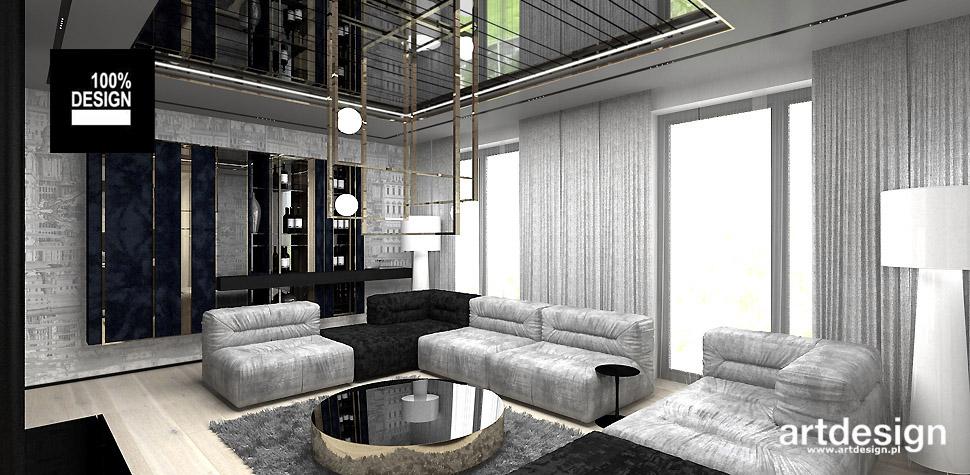projekt salonu design