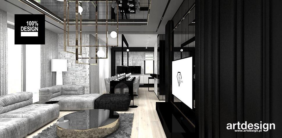luksusowy design wnętrza