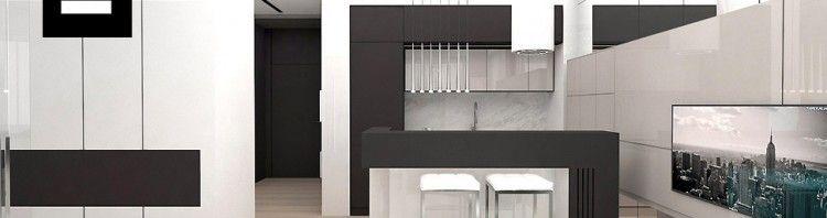 projekt wnętrz mieszkanie