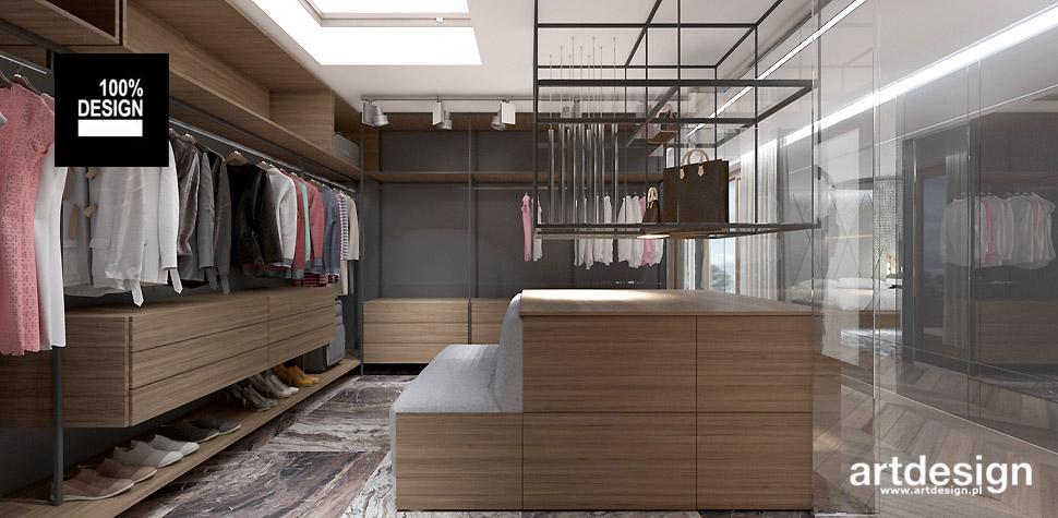 nowoczesny dom funkcjonalne wnętrza