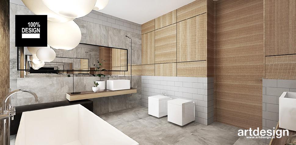 aranżacje wnętrz łazienki