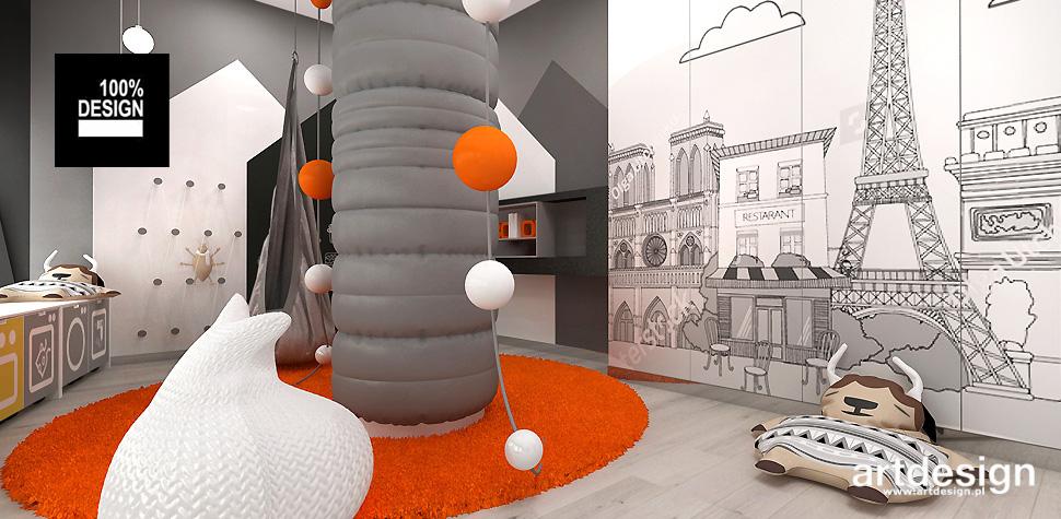 projektowanie przedszkoli szkoły wnętrza